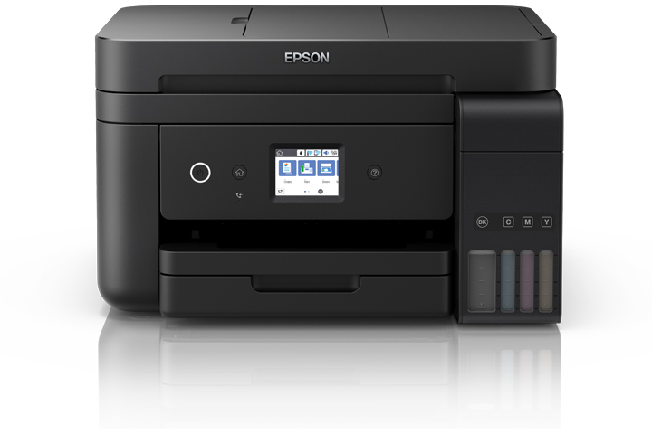 how to connect epson tx600fw to mac